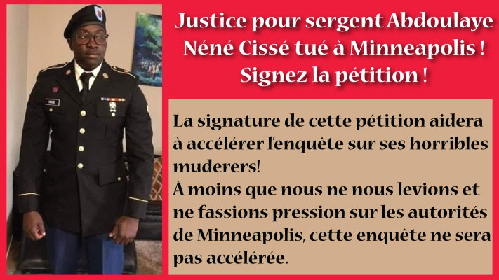 Sergent Abdoulaye Néné Cissé