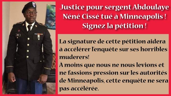 Sergent Abdoulaye Néné Cissé
